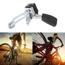 Лидер продаж 1 шт. Велосипедный спорт переключения правой рычаг трения масла алюминий сплав горный велосипед MTB