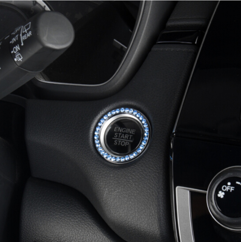US $3 1 20% OFF|Car Ignition Key Switch Ring Decoration Cover For Chrysler  Sebring Voyager Crossfire PT Cruiser 300C Aspen Pacifica Town Country-in