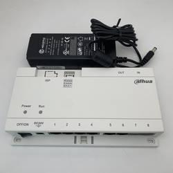 Включает в себя силовой адаптер AHUA VTNS1060A сетевой источник питания для IP системы