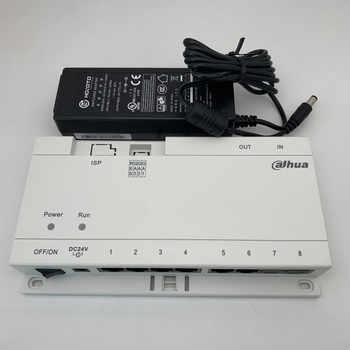include powe adapter AHUA VTNS1060A  Network power supply for IP System Intercom Accessories