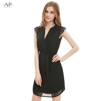 Women Clothing Dresses Ever Pretty HE05307BK Womens Sweetheart Neckline Summer Casual Dress