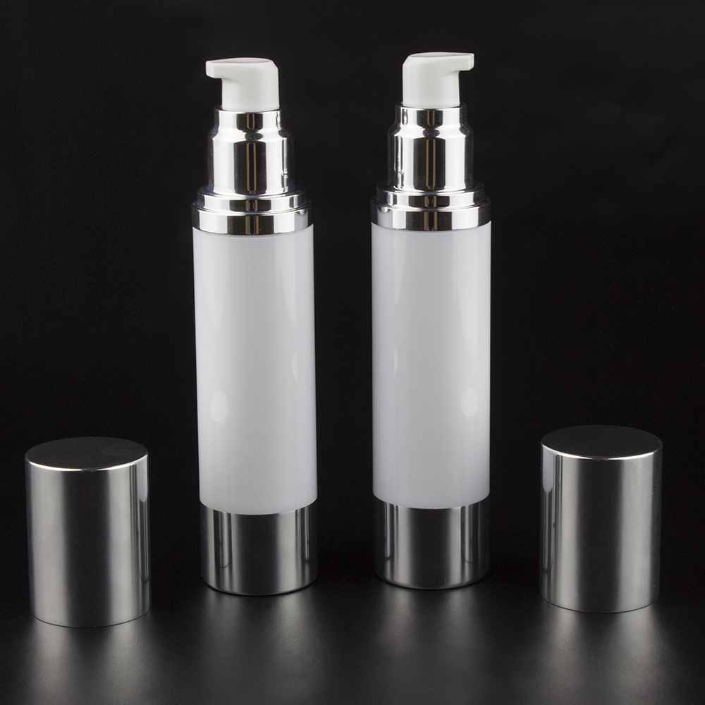 Aliexpress Com Buy 100pcs 50ml Aluminum Airless Cosmetic