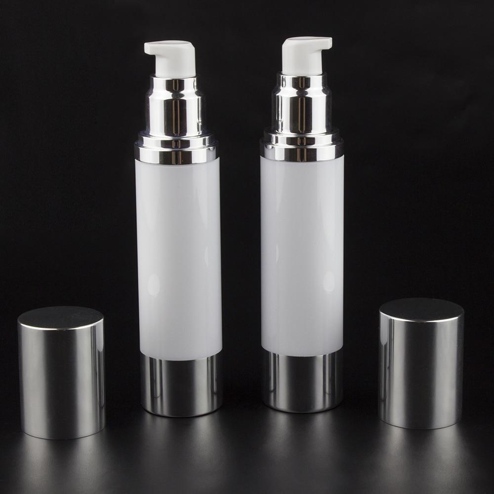 Aliexpress Com Buy 100pcs 50ml Aluminum Airless Cosmetic