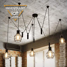 vint industrial 110-240v E27*5