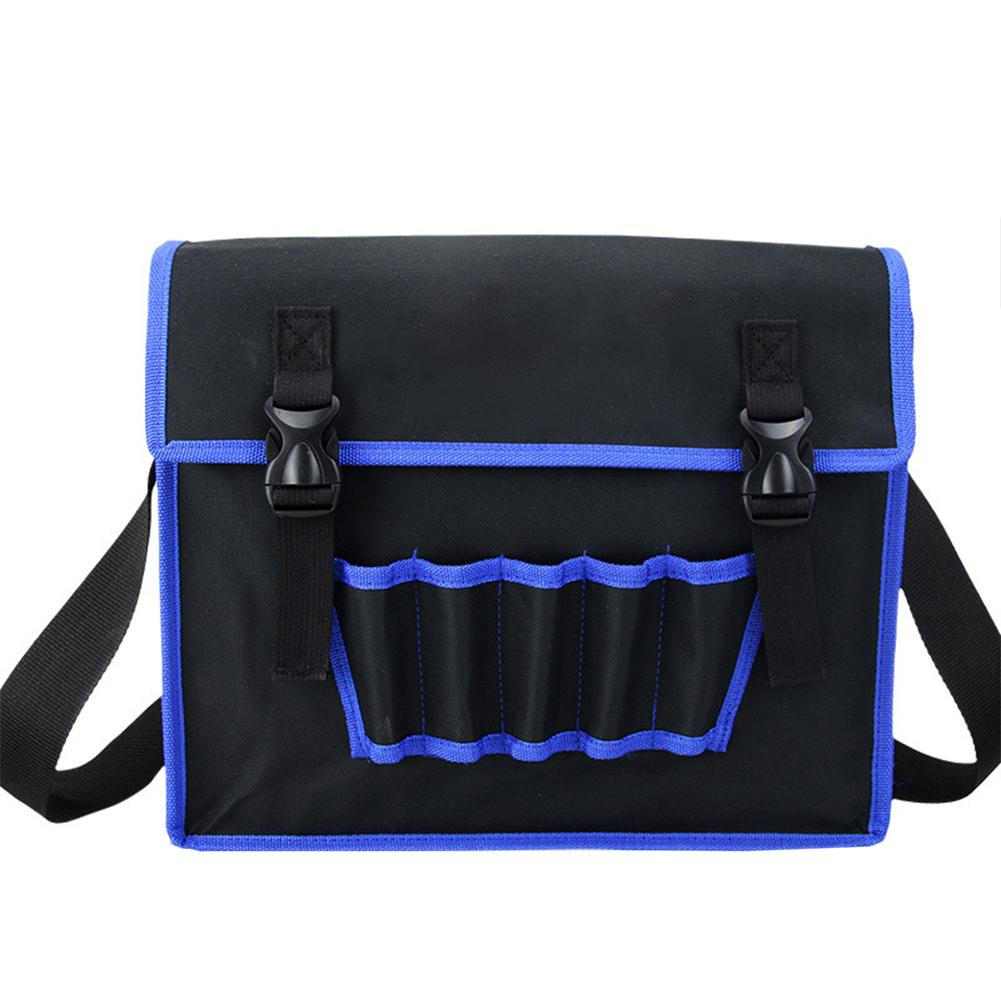 Tool Organizers Logical Organizer Storage Pouch Bit Nails Parts Tool Bag Canvas Electrician Screws Hardware Hand Drill