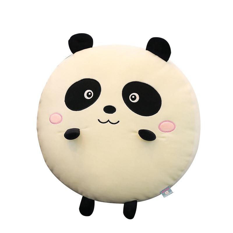 40cm Kawaii Pet Series Stuffed Panda Toys Plush Frog Pig Yellow Chicken Dolls Valentine's Gift Stuffed Animals Toys For Children
