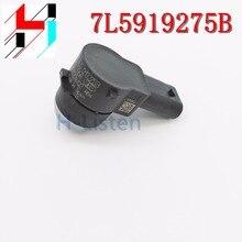 (4 uds) ¡alta calidad! Sensor de aparcamiento OEM 7L5919275B compatible con V W Scirocco Touran Porsche EOS
