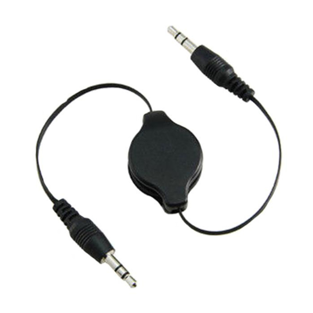 10x 3.5mm AUX Auxiliary Cord Male to Male Stereo Audio Cable for PC iPod MP3 Car