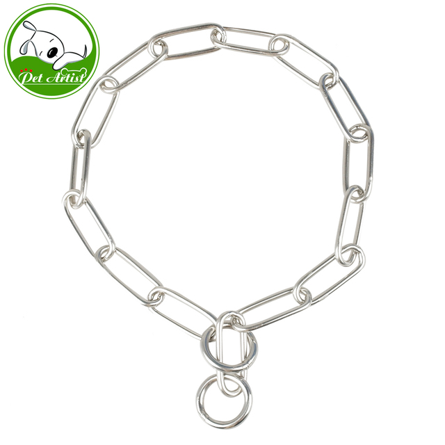 New Designed Dog Training Collars P Chock Chain New Brand In Collars