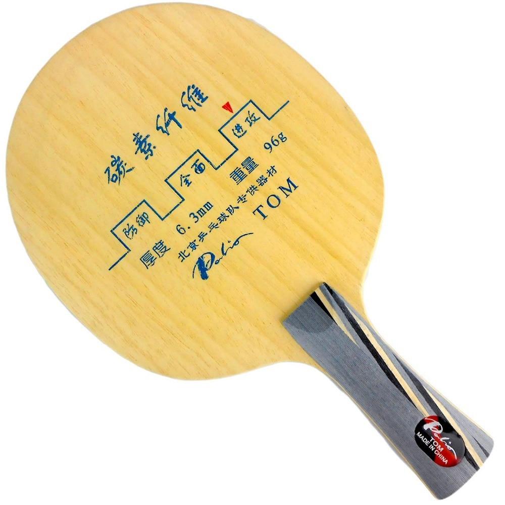 Palio TOM Offensive tennis de table (ping-pong) blad la nouvelle annonce vente directe d'usine
