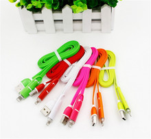 LED Light Micro USB 2 0 Data Sync Charger Cable For Samsung Nokia Sony Blackberry Android