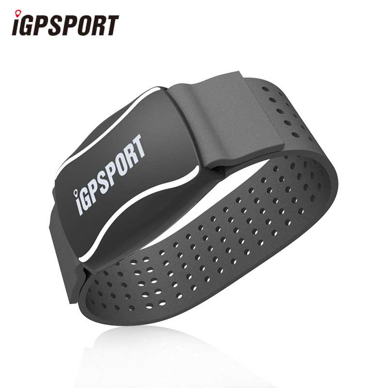 IGPSPORT Smart Bicycle Heart Rate Monitor Arm ANT Bluetooth 4 0 IPX7 Waterproof Outdoor Sports Fitness