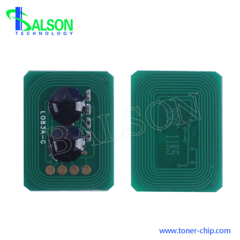 Compatible hot sale toner chip for Intec Edge 850 pro cartridge reset chips made in china