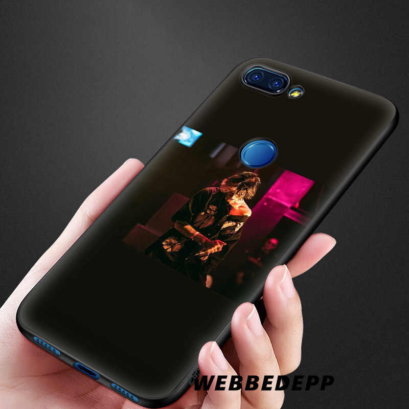 WEBBEDEPP Lil Peep Rip Silicone Mềm dành cho Xiaomi Redmi Note 7 6 6A 5 4 4X 4A 5 S2 plus Pro Lite cho Redmi Đi