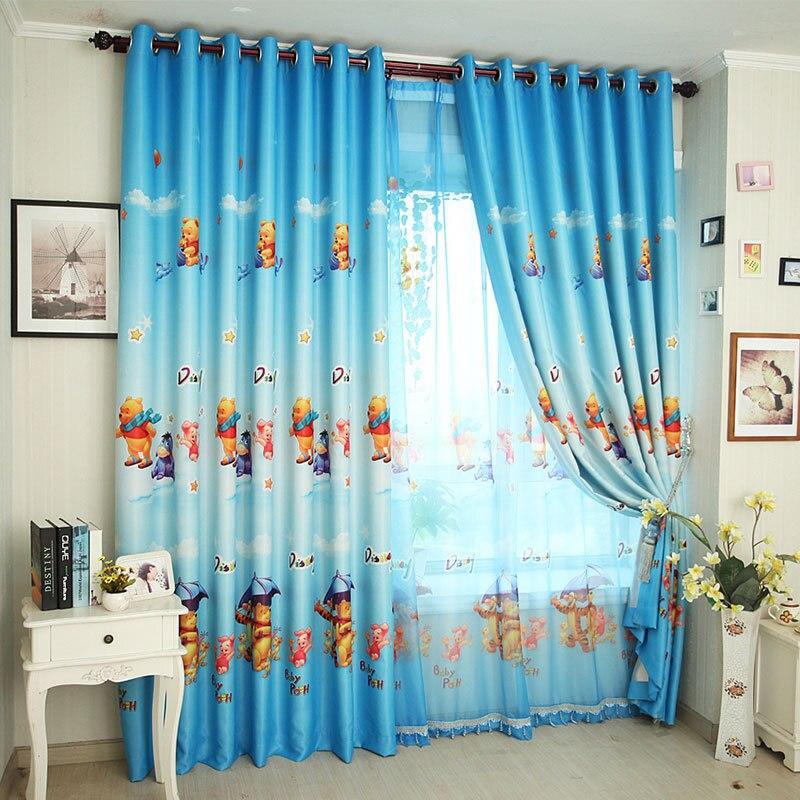 envo libre vendedor caliente winnie oso cortinas cortinas para las ventanas cortinas para nios de