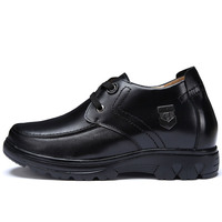 XJD1255 1 Shop Best Leather Business Casual Shoes Boots Black Brown Sz37 43 Free Shipping