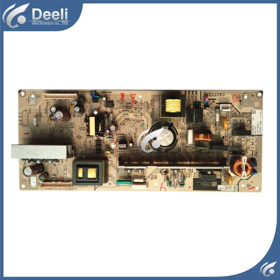 Working good 95% new used original for power board APS-252 KLV-32BX300 1-731-640-11 original lcd 40z120a runtka720wjqz jsi 401403a almost new used disassemble