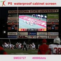 يدلي في المراحل ، الأحداث الرياضية. outdoor إعلان ، تسوق علامات p5 smd ماء caibnet الصمام عرض الشاشة