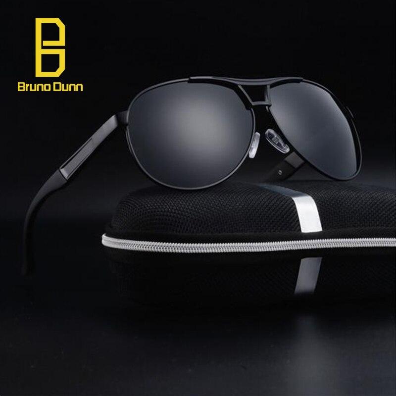 2018 Aviação Óculos De Sol Dos Homens Polarizados Mercedes De Luxo Da Marca  Designer Oculos Aviador óculos De Sol óculos De Sol Masculino Óculos de Sol  Para ... fd0cca6ae1