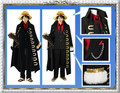 Free Shipping Anime ONE PIECE Monkey D Luffy Cosplay Suit Luffy Cosplay Costume With Cloak