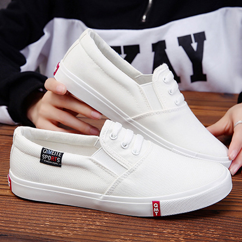 2019 Fashion Women Shoes Canvas Shoes