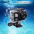 "Full HD Ultra 4K Camera 2.4G Remote Action Camera WiFi 2.0"" 170D lens Helmet action Cam go pro waterproof Sport camera -3031"