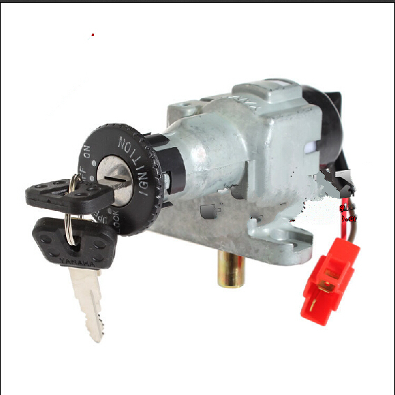 GY6 motorcycle 4 wire 2 wire scooter ignition switch key-in ...