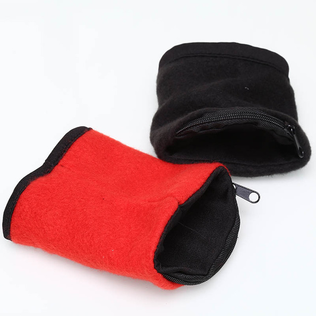 Cycling Running Wrist Wallet Pocket Wristband Keys Storage Bag Zipper Sport Wrist Support Wallet Wrap Strap Hiking Accessiories 5