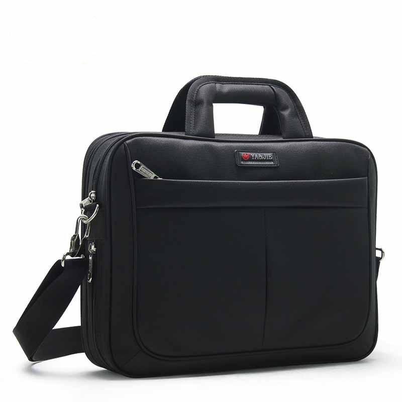 High Quality Business Man Briefcase Messenger Bag Men Oxford Laptop Handbags Large Capacity Waterproof Notebook Bags Sac Homme