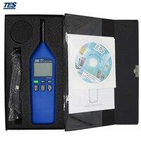 Barômetro Thermo Higrômetro Umidade Medidor de Temperatura TES1161 Medidores de umidade     -