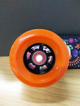 1 PC PU Wheel Hot Style Skateboard Wheels 83*50cm High-Density PU Orange Durable Aggressive Skateboard Wheels Rodas Skate