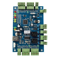 TIVDIO Wiegand TCP/IP Network Entry Double Access Controller Panel Access Control Board For 2 Door Generic F1714L