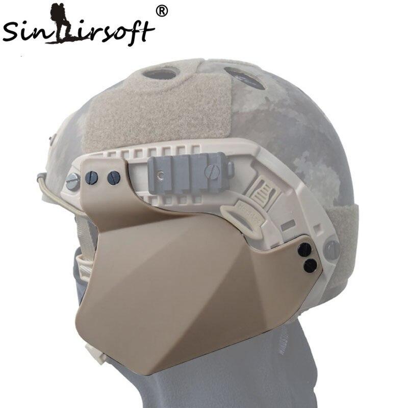 Prix pour SINAIRSOFT Airsoft Sport Up-Armure Capot Latéral pour Fast Casque Ferroviaire, casque Accessoires Oreille Protection, casque Oreille-Lunette Noir/DE