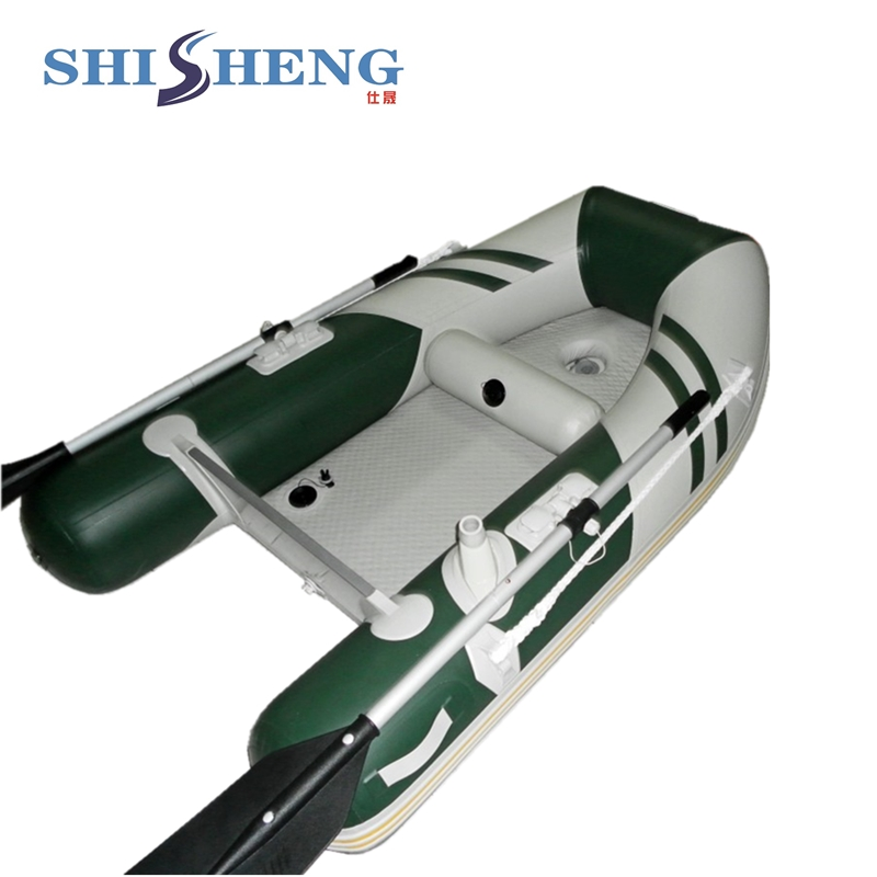 Mini 1 Person Inflatable Boat with Airdeck лодка altair pro 385 airdeck