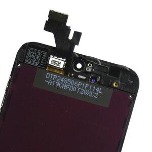 Image 5 - 아이폰 5 LCD 100% 어셈블리 화면 교체 디스플레이에 대 한 10PCS 학년 AAA 터치 스크린 빠른 배송 죽은 픽셀 없음
