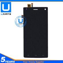 Только черный для Fly FS452 нимб 2 FS 452 ЖК-дисплей Дисплей Панель с планшета Сенсорный экран полная сборка Замена