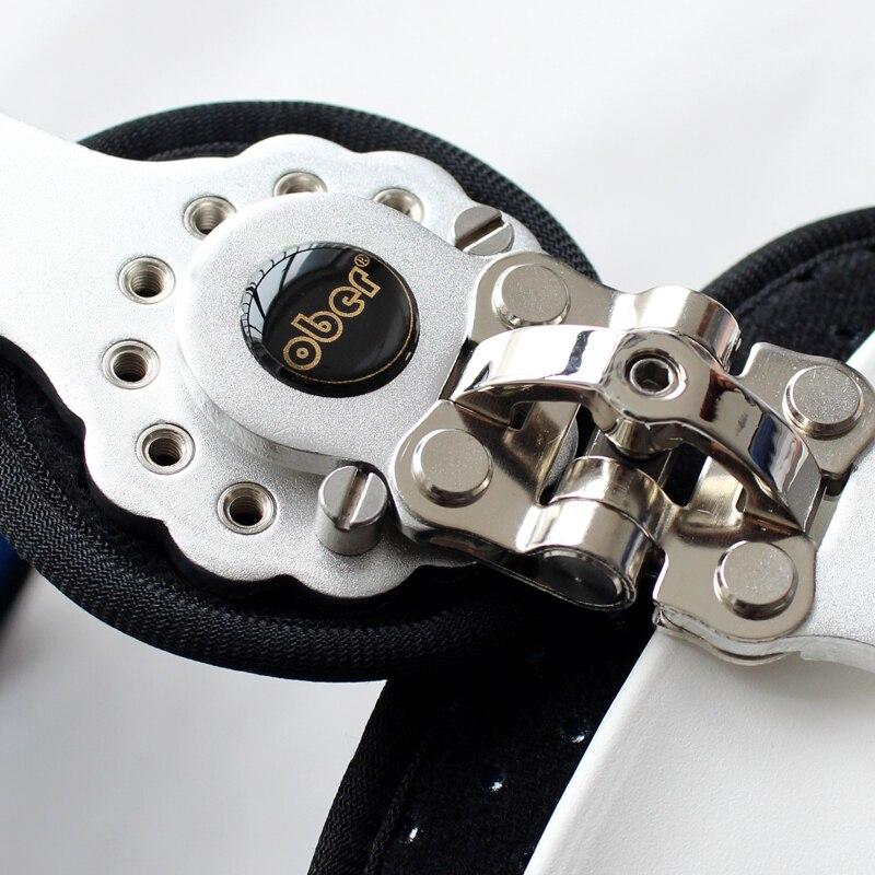 Hkjd joelho tornozelo pé kafo inferior membro oorthotic produto orthotic orthose fratura apoio reabilitação - 5