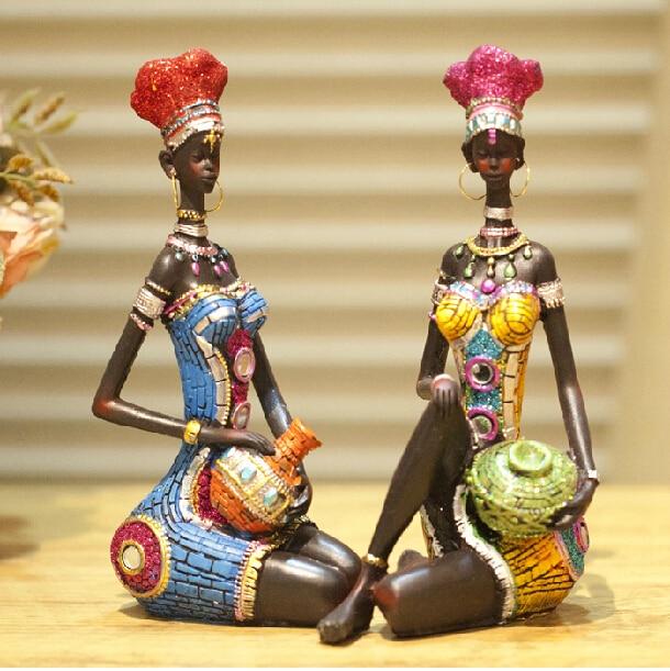 Aliexpresscom Buy 2015 New Creative African women resin