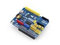 Waveshare ARPI600 Raspberry Pi Expansion Development Board for Raspberry Pi Model 3B/2B/A+/B+ support XBee modules