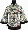 Новая коллекция весна китайских женщин хлопка куртки пальто L XL XXL XXXL 4XL 5XL 2218 - 3