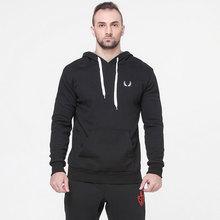 Hot sales Gymshark Fitness hoodies Fashion Trend Women/Men cotton pullover Sweatshirts fleece outerwear