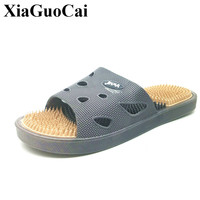 Men S Slippers Indoor Home Massage Slippers Couples Bathroom Non Slip Slippers Beach Slippers Flats Casual