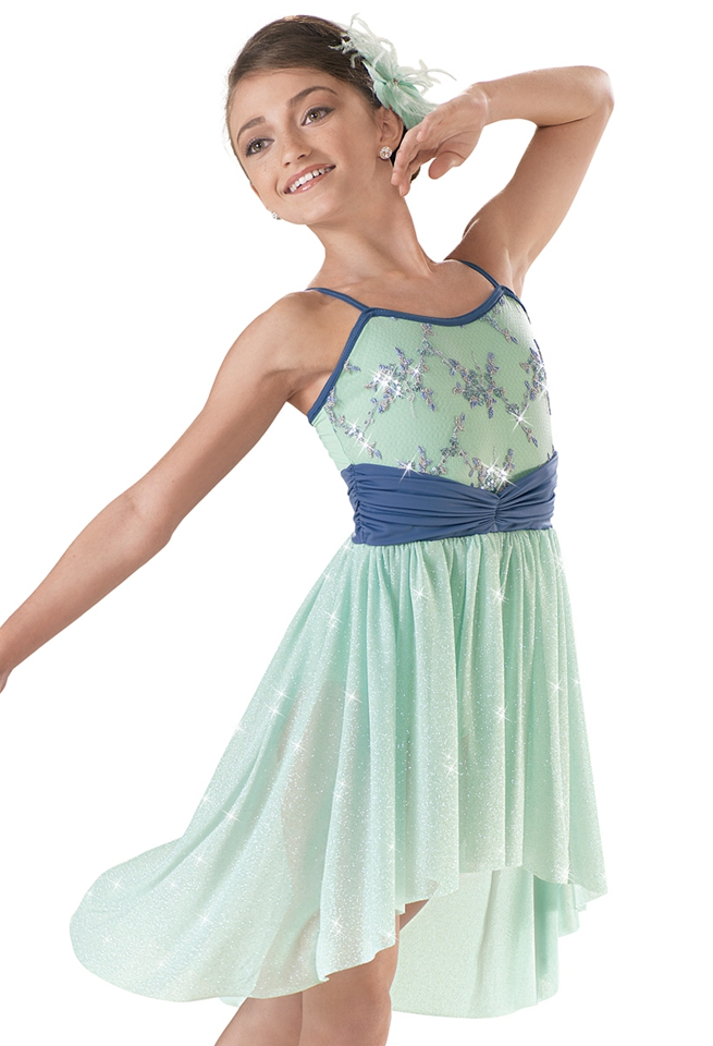 Adulte moderne Ballet danse filles Ballet danse Performance Costumes brodé Jazz danse porter femme danse costume D-0428