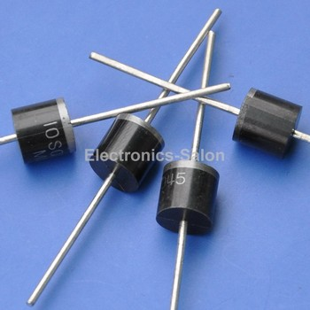 ( 100 pcs/lot ) 10SQ045 10A 45V Schottky Diodes, for Solar Panel / Wind, Rectifier, 10AMP