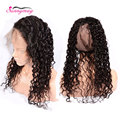 Brazilian Virgin Hair 13x6 Lace Frontal Cap For Making Wigs Customized Natural hair Line 360 Lace Band Frontal Free Shipping