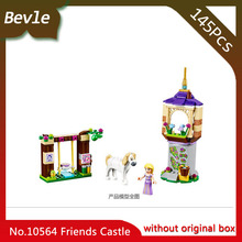 Bevle Store Bela 10564 1167pcs Friends Series Castle garden Model Building Blocks Set Bricks Children Toys LEPIN 10564 Gift