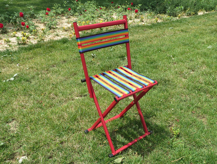 Excellent Us 64 9 25 Off Multi Functional Backrest Mazar Thick Material Portable Folding Stool Travel Travel Fishing Stool Outdoor Sketch Small Chair In Beach Bralicious Painted Fabric Chair Ideas Braliciousco