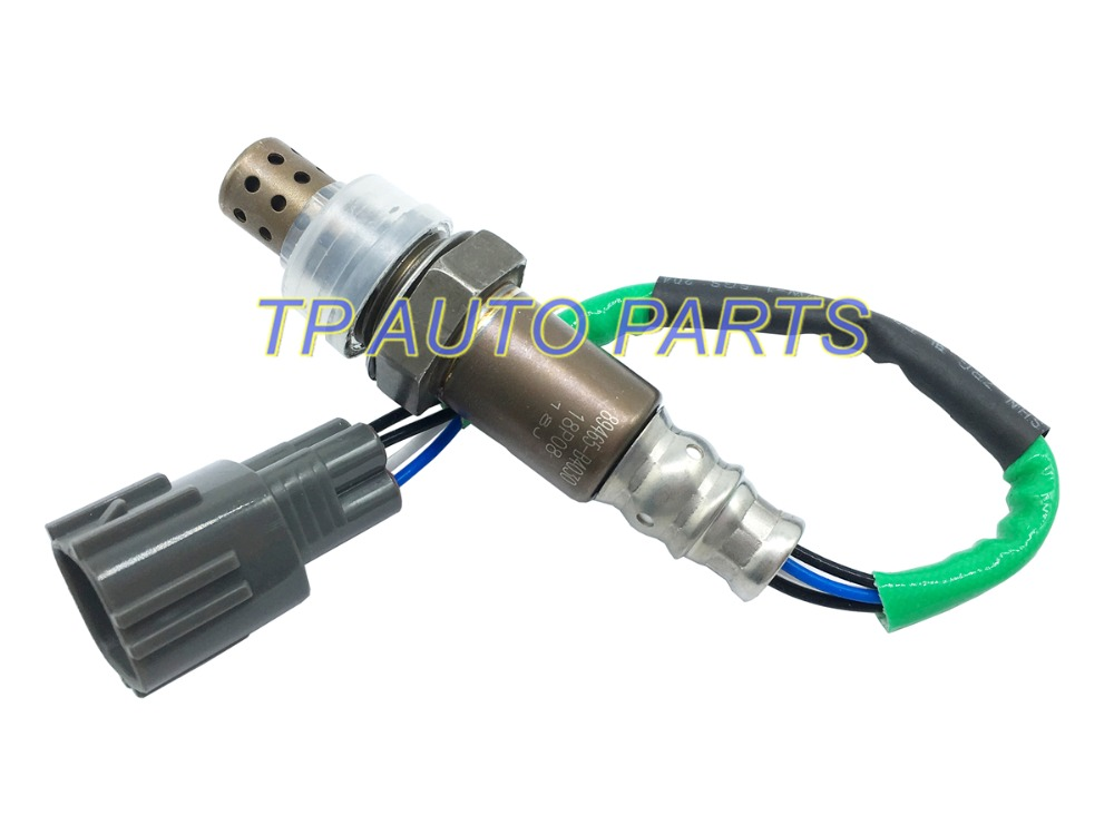 Downstream Oxygen Lambda Sensor For Toyo ta Rush 2006 2018 OEM 89465 B4030 89465B4030
