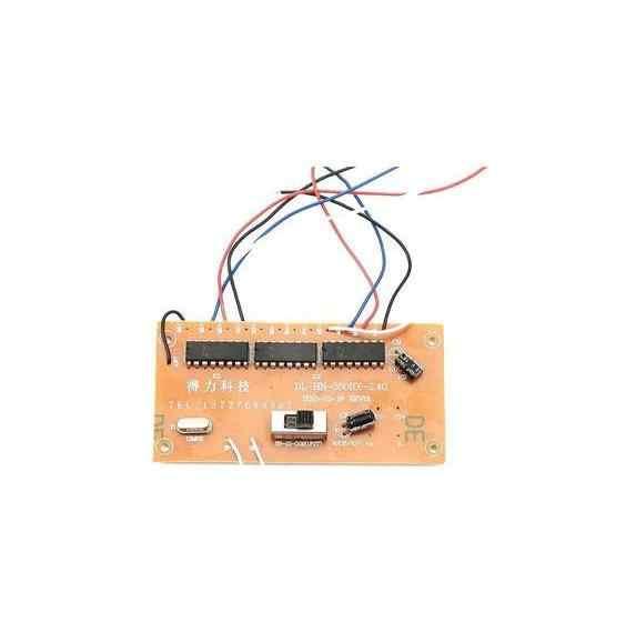 Ewellsold Huina 1310/1350/1510/1520/1530/1540/1550/1560 RC graafmachine/ dump truck onderdelen radio controller/ontvanger board/tracks