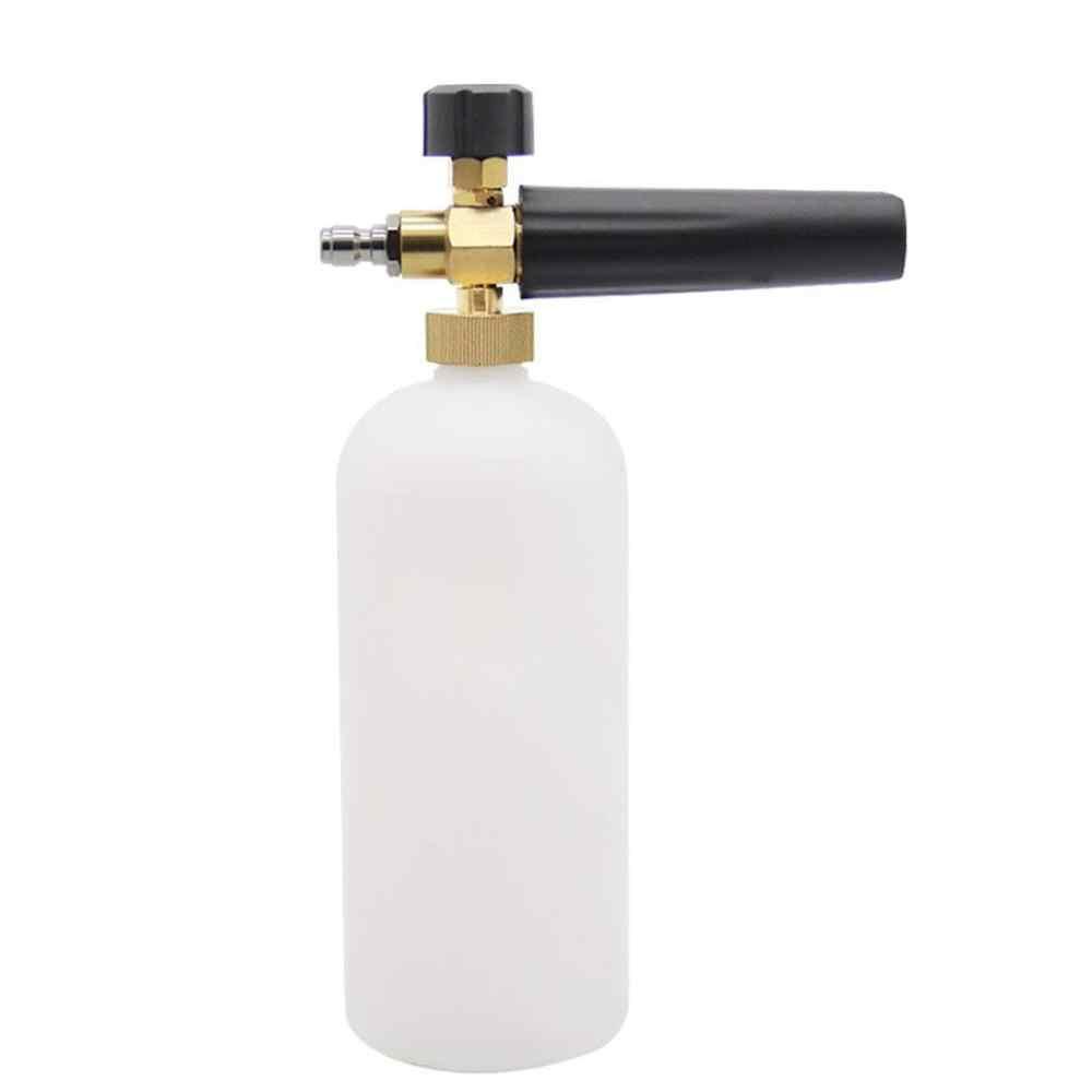 Foam Nozzle Gun Cannon/Auto Wassen Zeep Chemicaliën Shampoo Spuit/Sneeuw Foam Lance/Schuim Generator voor Huter hoge Druk @ 15